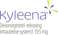 Logo of the Kyleena IUD Birth Control
