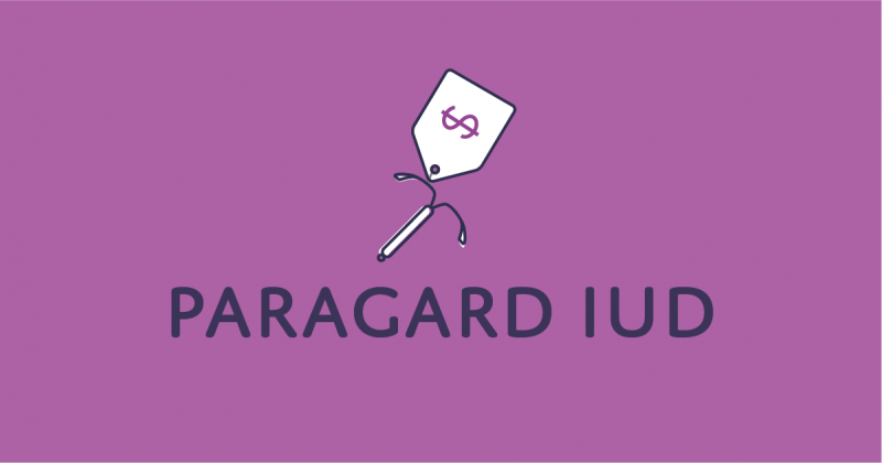 Paragard IUD Birth Control Device
