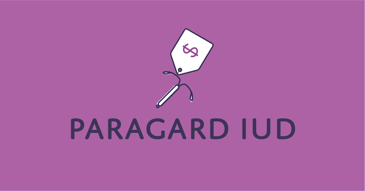 Paragard IUD Birth Control Device