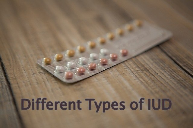 Different Types of IUDs