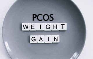 weight gain in PCOS