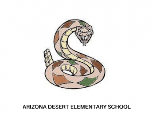 COVID-19 TESTING AT ARIZONA DESERT ELEMENTARY SCHOOL