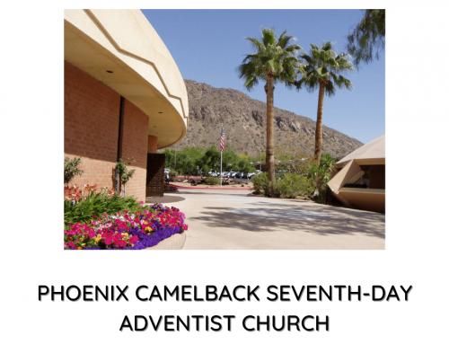 COVID-19 TESTING AT PHOENIX CAMELBACK SEVENTH-DAY ADVENTIST CHURCH