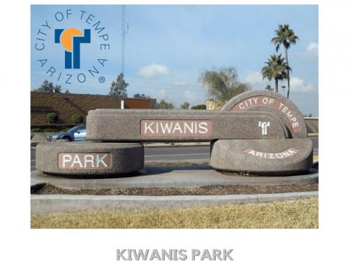 COVID-19 TESTING AT KIWANIS PARK
